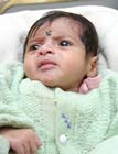 Baby of Chippada Parvathi